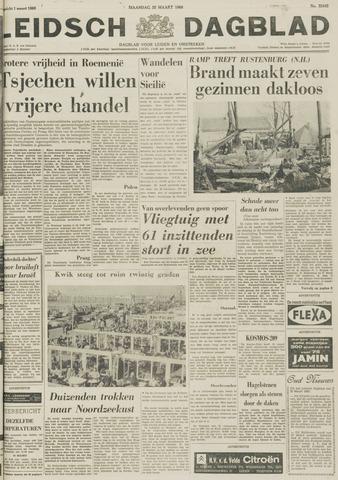 Leidsch Dagblad 1968-03-25