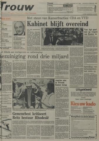 Nieuwe Leidsche Courant 1980-02-22