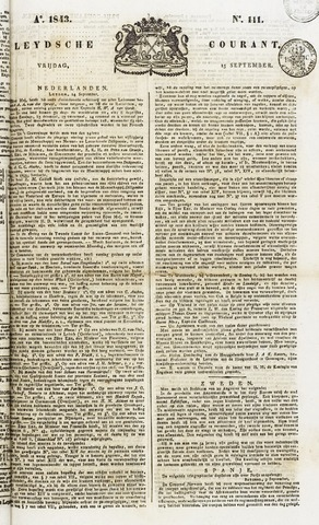 Leydse Courant 1843-09-15