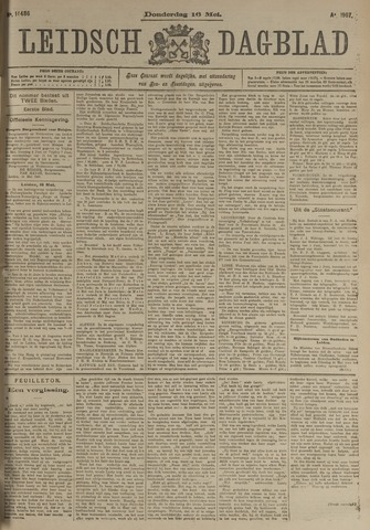 Leidsch Dagblad 1907-05-16