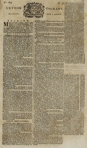 Leydse Courant 1805-03-11