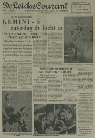 Leidse Courant 1965-08-23