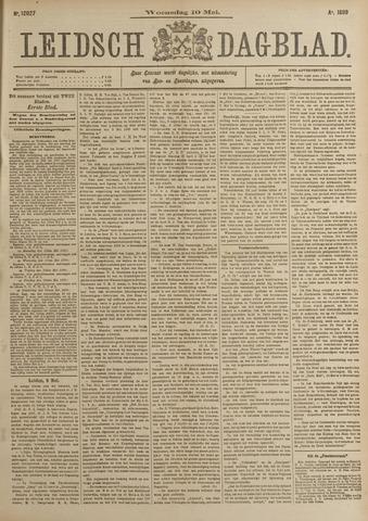 Leidsch Dagblad 1899-05-10