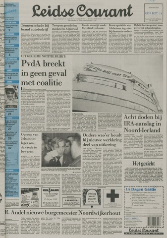 Leidse Courant 1992-01-18