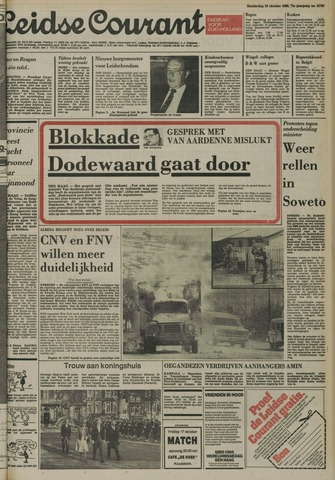Leidse Courant 1980-10-16
