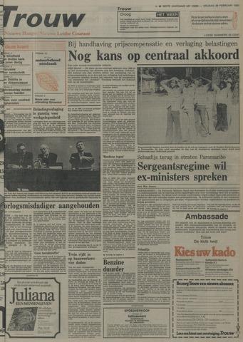 Nieuwe Leidsche Courant 1980-02-29