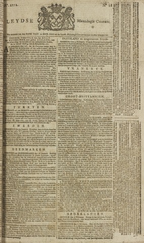 Leydse Courant 1772-02-10