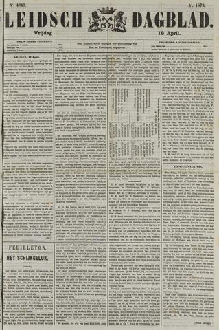 Leidsch Dagblad 1873-04-18