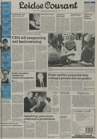 Leidse Courant 1992-05-26