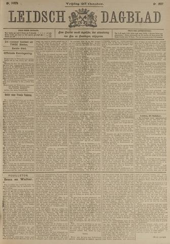 Leidsch Dagblad 1907-10-25
