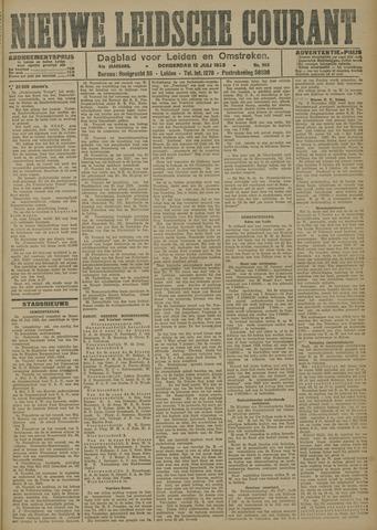 Nieuwe Leidsche Courant 1923-07-12