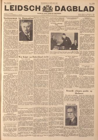 Leidsch Dagblad 1947-01-22