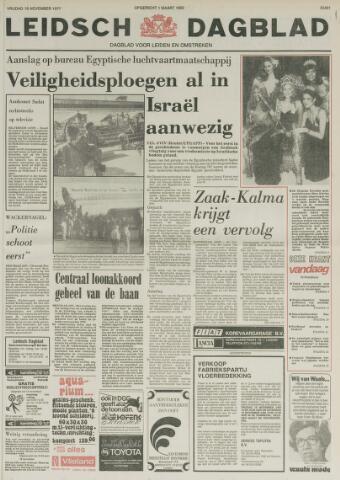 Leidsch Dagblad 1977-11-18