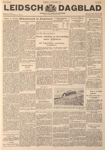 Leidsch Dagblad 1947-11-04