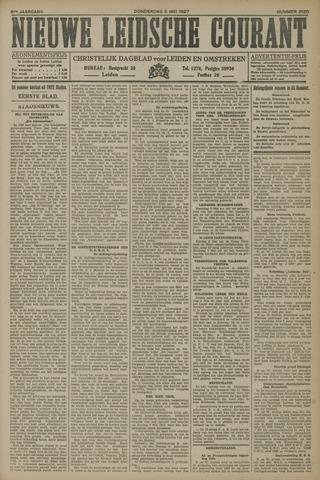 Nieuwe Leidsche Courant 1927-05-05