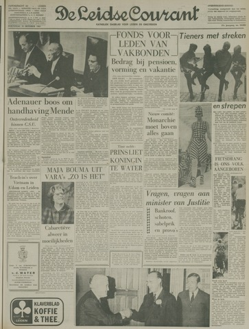 Leidse Courant 1965-10-20