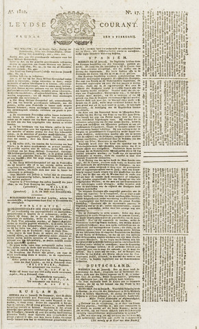 Leydse Courant 1822-02-08