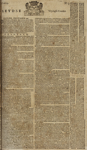 Leydse Courant 1753-01-05