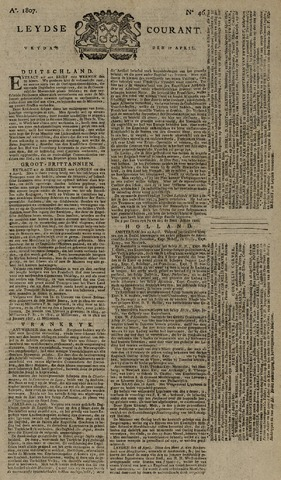 Leydse Courant 1807-04-17