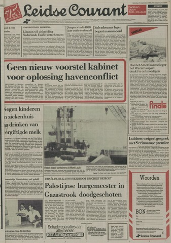 Leidse Courant 1984-09-15