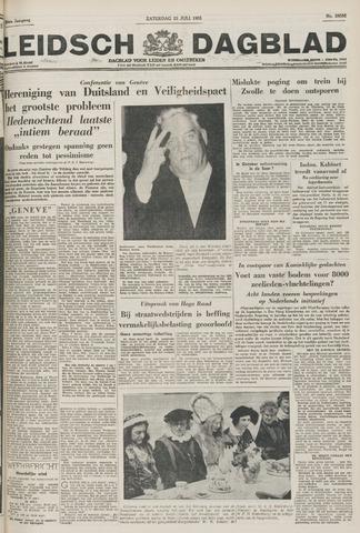Leidsch Dagblad 1955-07-23