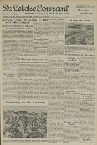 Leidse Courant 1952-12-05