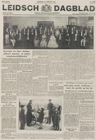 Leidsch Dagblad 1956-02-27