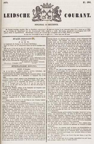 Leydse Courant 1875-12-14