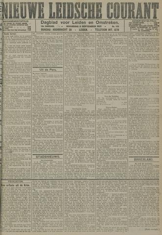 Nieuwe Leidsche Courant 1921-09-05