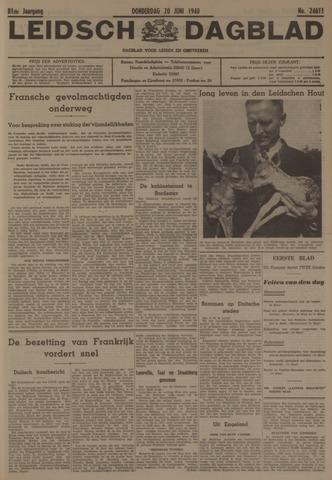 Leidsch Dagblad 1940-06-20