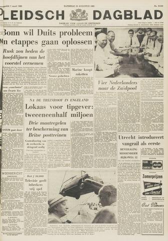 Leidsch Dagblad 1963-08-10