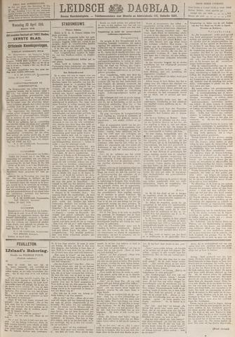 Leidsch Dagblad 1919-04-30