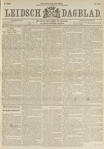 Leidsch Dagblad 1894-05-10