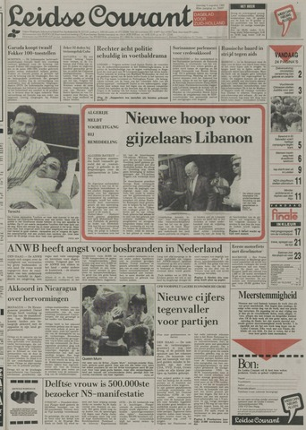 Leidse Courant 1989-08-05