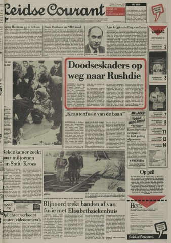Leidse Courant 1989-02-17