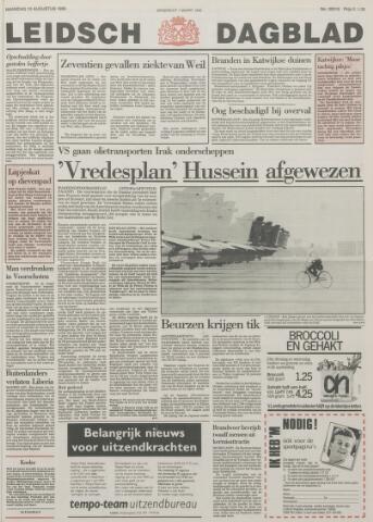 Leidsch Dagblad 1990-08-13
