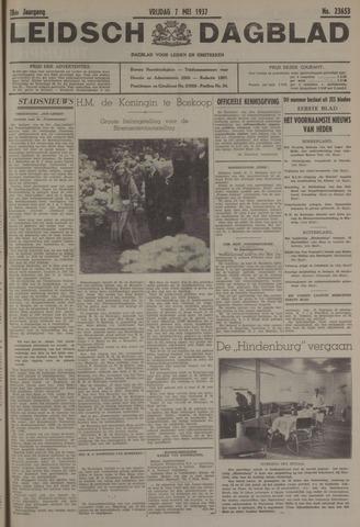 Leidsch Dagblad 1937-05-07