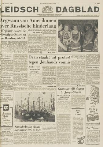 Leidsch Dagblad 1962-04-16