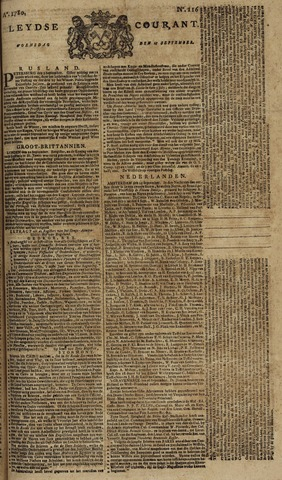 Leydse Courant 1780-09-27