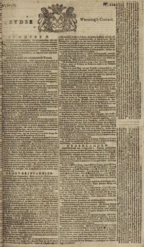 Leydse Courant 1758-09-13