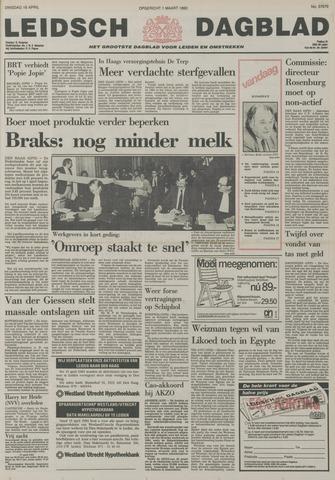 Leidsch Dagblad 1985-04-16