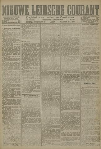 Nieuwe Leidsche Courant 1921-01-05