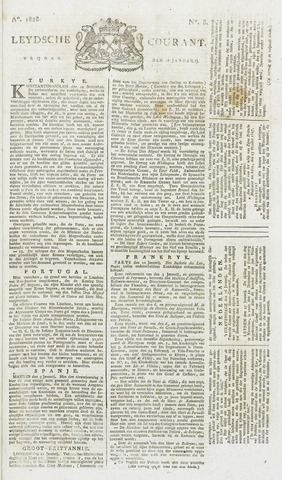 Leydse Courant 1828-01-18