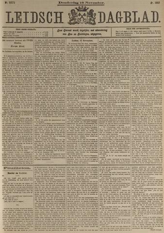 Leidsch Dagblad 1897-11-18