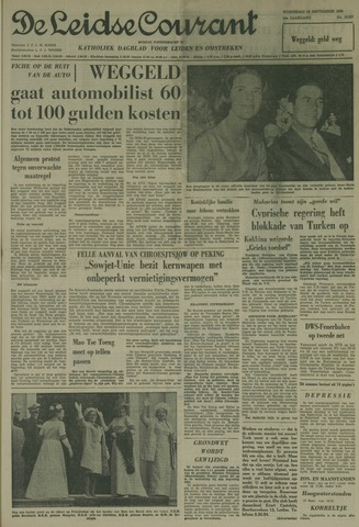 Leidse Courant 1964-09-16