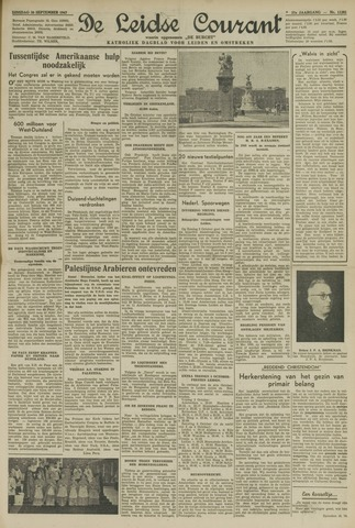 Leidse Courant 1947-09-30