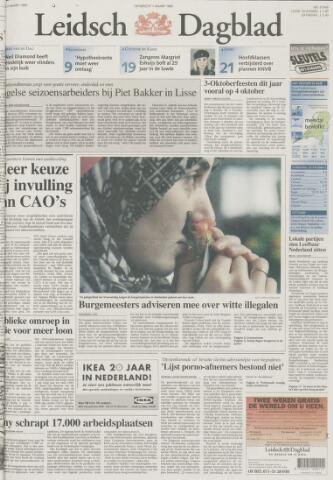Leidsch Dagblad 1999-03-09