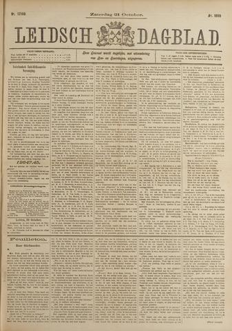 Leidsch Dagblad 1899-10-21