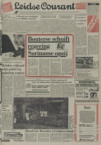 Leidse Courant 1984-01-09