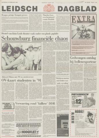 Leidsch Dagblad 1990-02-10